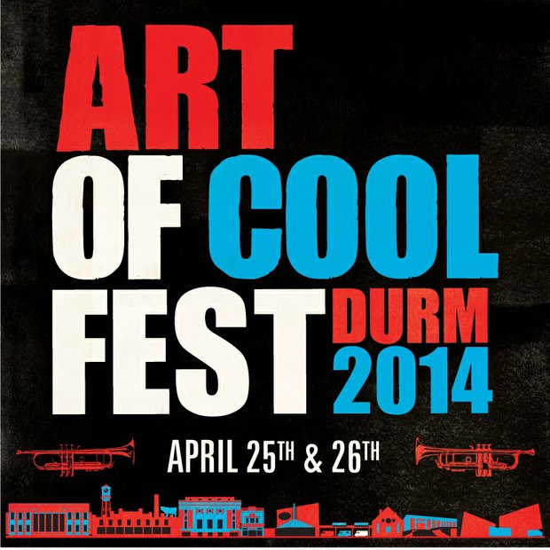 Eric's 2014 Art of Cool Festival itinerary